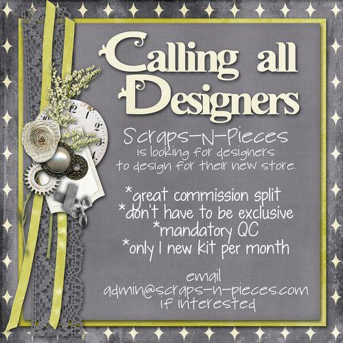 Designer Call